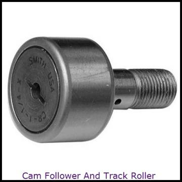 SMITH BEARING DCR-1-1/2 Cam Follower And Track Roller - Stud Type