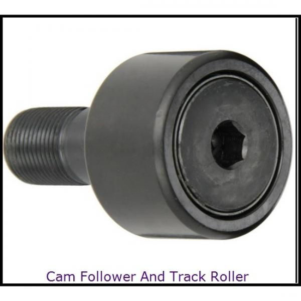 SMITH BEARING MCRV-52-SBC Cam Follower And Track Roller - Stud Type #1 image